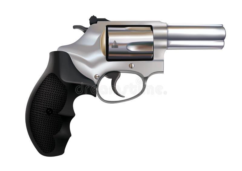 πυροβόλο όπλο διανυσματική απεικόνιση