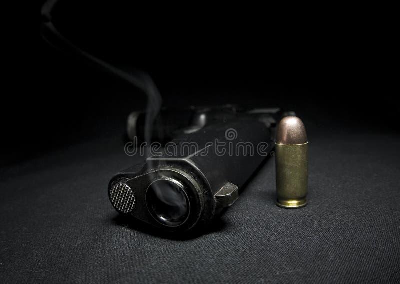 πυροβόλο όπλο στοκ εικόνα με δικαίωμα ελεύθερης χρήσης