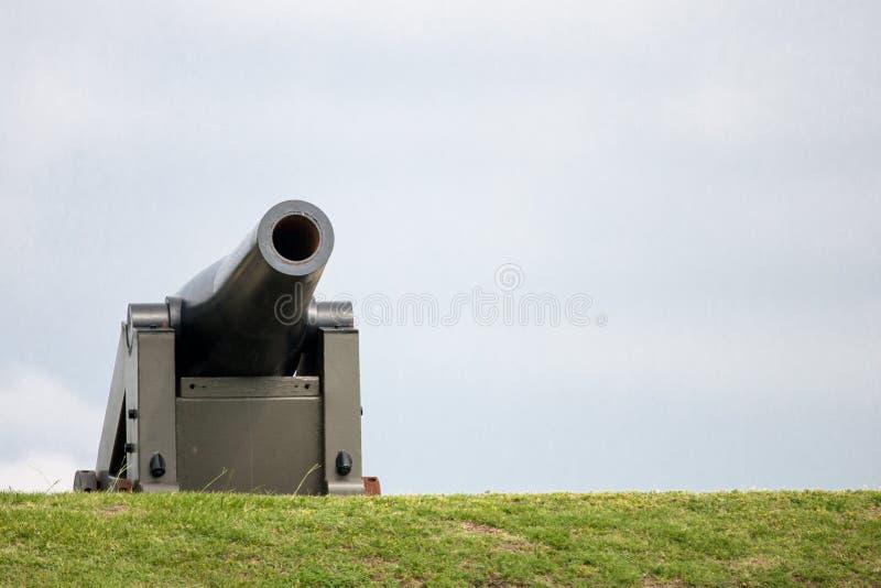 Πυροβόλο 32 λιβρών στοκ φωτογραφία με δικαίωμα ελεύθερης χρήσης