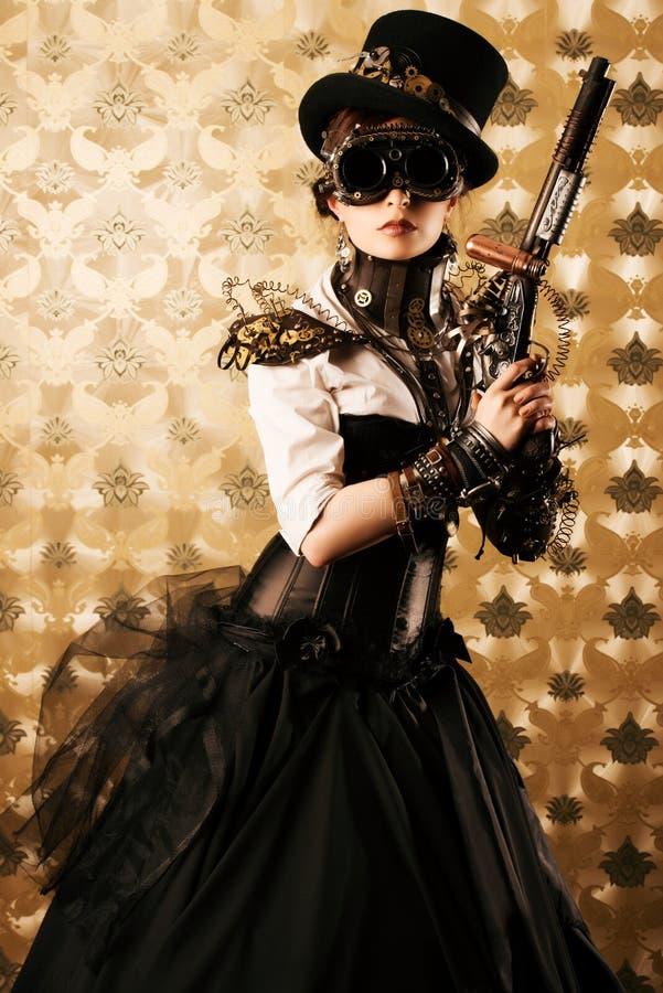 Πυροβόλο όπλο φαντασίας στοκ φωτογραφίες με δικαίωμα ελεύθερης χρήσης