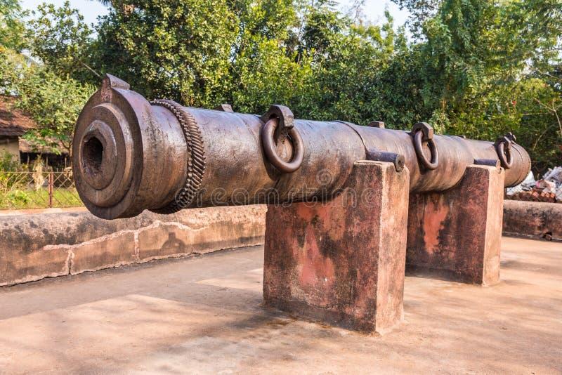 Πυροβόλο Kosha Jahan στοκ φωτογραφίες