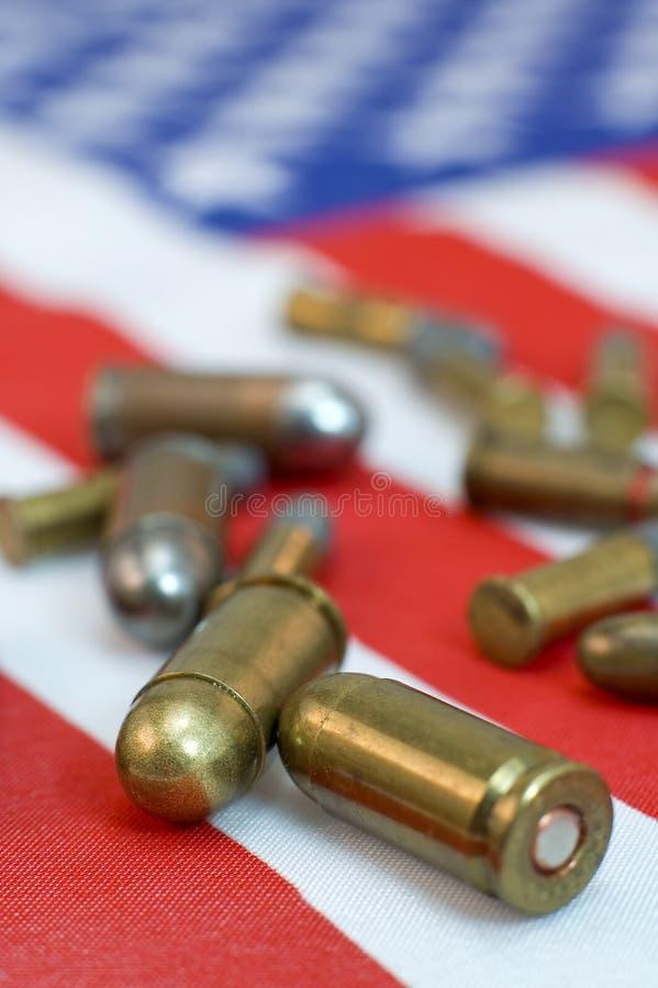πυρομαχικά στοκ φωτογραφία
