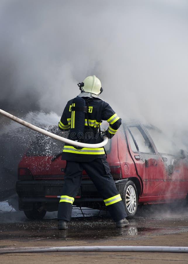 πυροσβέστης στοκ φωτογραφίες
