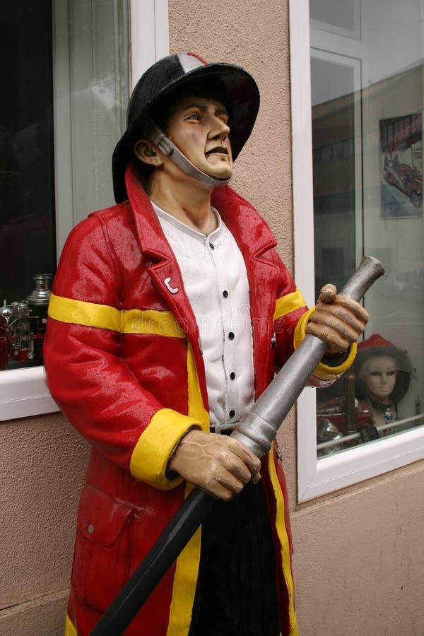 πυροσβέστης στοκ εικόνα