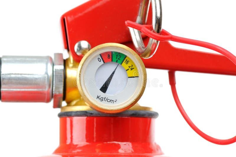 Πυροσβεστήρας στοκ εικόνες με δικαίωμα ελεύθερης χρήσης