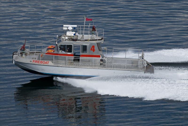 πυροσβεστικό πλοίο 4 στοκ εικόνες
