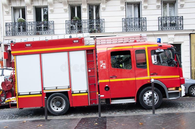 Πυροσβεστικό όχημα στοκ εικόνα με δικαίωμα ελεύθερης χρήσης