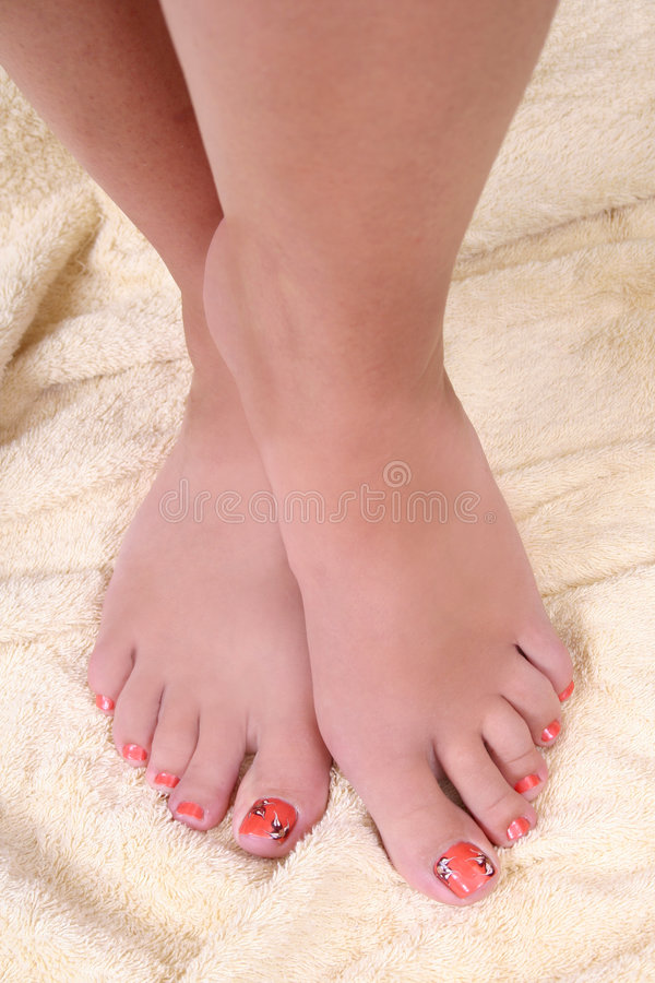 πόδια γυναικών του s στοκ εικόνα