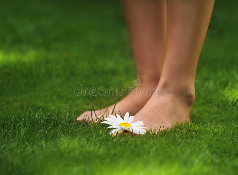 πόδια ευτυχή στοκ εικόνες με δικαίωμα ελεύθερης χρήσης