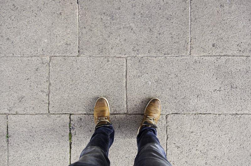 Πόδια πατωμάτων στοκ φωτογραφίες με δικαίωμα ελεύθερης χρήσης
