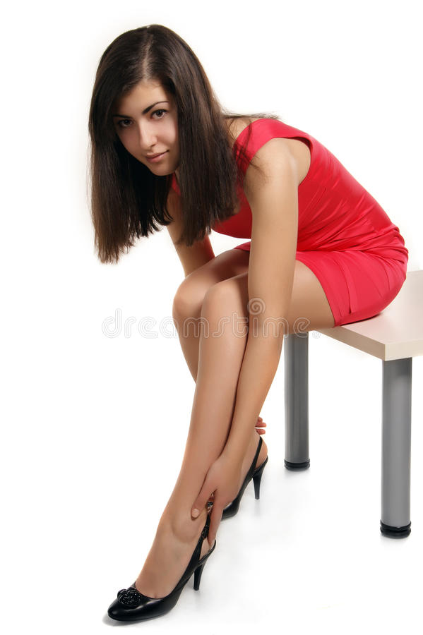 Download πόδια προβλημάτων στοκ εικόνες. εικόνα από μαύρα, heeled - 22799588