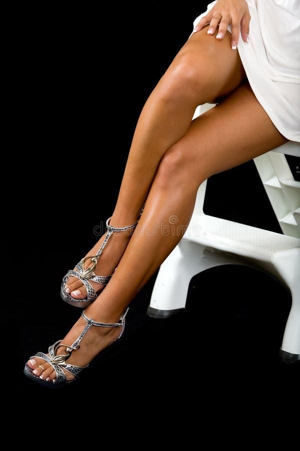 πόδια προκλητικά στοκ φωτογραφία με δικαίωμα ελεύθερης χρήσης