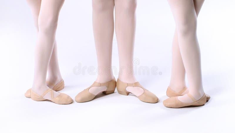 πόδια χορευτών στοκ φωτογραφία με δικαίωμα ελεύθερης χρήσης