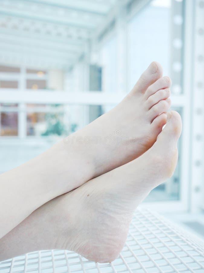 Πόδια wellness SPA στοκ φωτογραφία