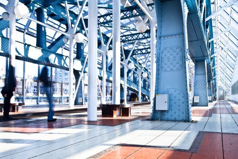 πόδι γεφυρών στοκ εικόνα