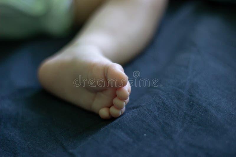 πόδι μωρών λίγα στοκ φωτογραφίες