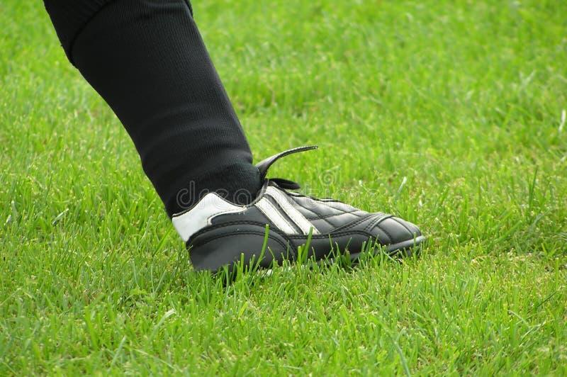 πόδι ποδοσφαιριστών στοκ φωτογραφίες
