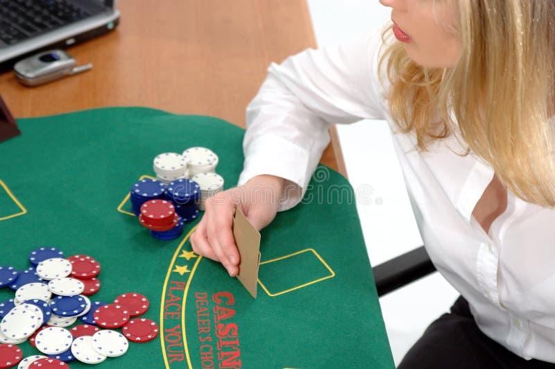 Download πόκερ στοκ εικόνες. εικόνα από κάρτες, ζεύγος, έξυπνο, τσιπ - 102278
