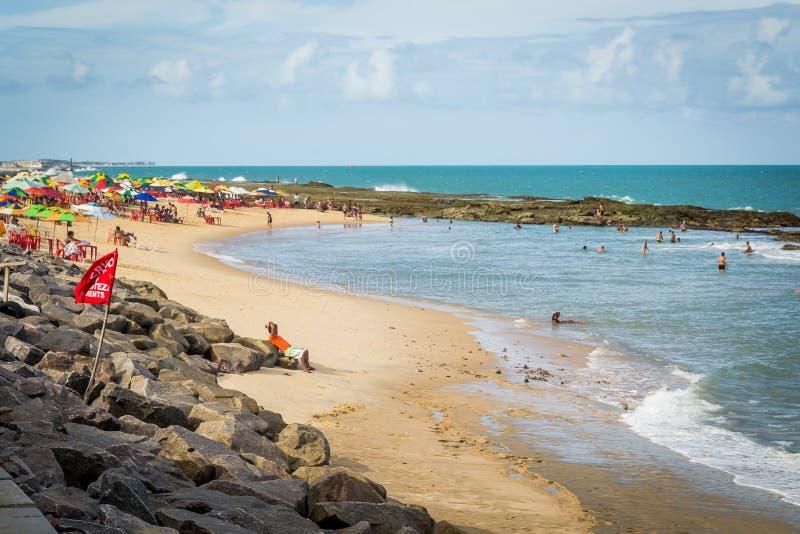 Πόλεις της Βραζιλίας - γενέθλιας, RN στοκ εικόνες