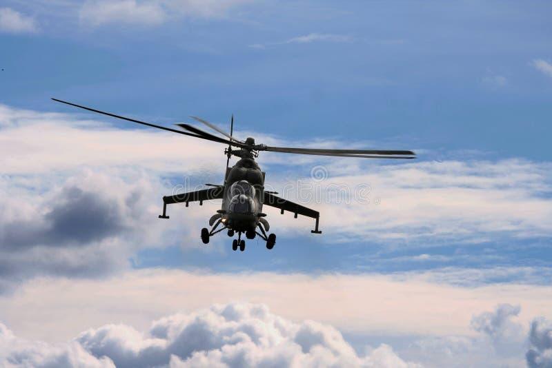 πόλεμος ελικοπτέρων ενέρ& στοκ φωτογραφίες με δικαίωμα ελεύθερης χρήσης