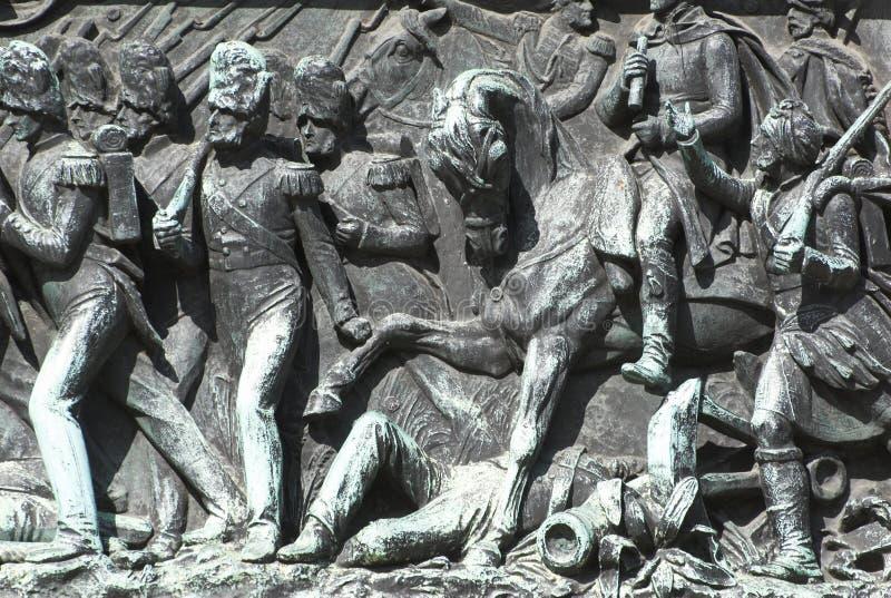 πόλεμος τέχνης στοκ εικόνα