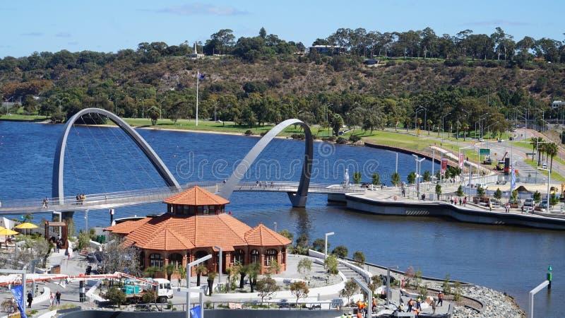 Πόλη Αυστραλία της Μελβούρνης πύργων οδών στοκ φωτογραφίες