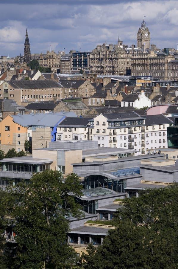 πόλη Εδιμβούργο στοκ φωτογραφία