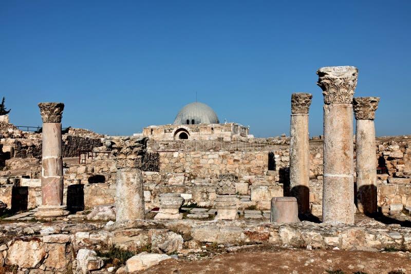 πόλη Ιορδανία του Αμμάν Ασί&alp στοκ εικόνες