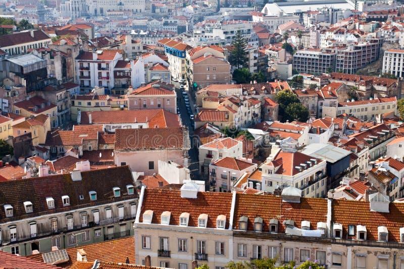 Download πόλη Λισσαβώνα στοκ εικόνα. εικόνα από τουρισμός, ευρώπη - 17055723