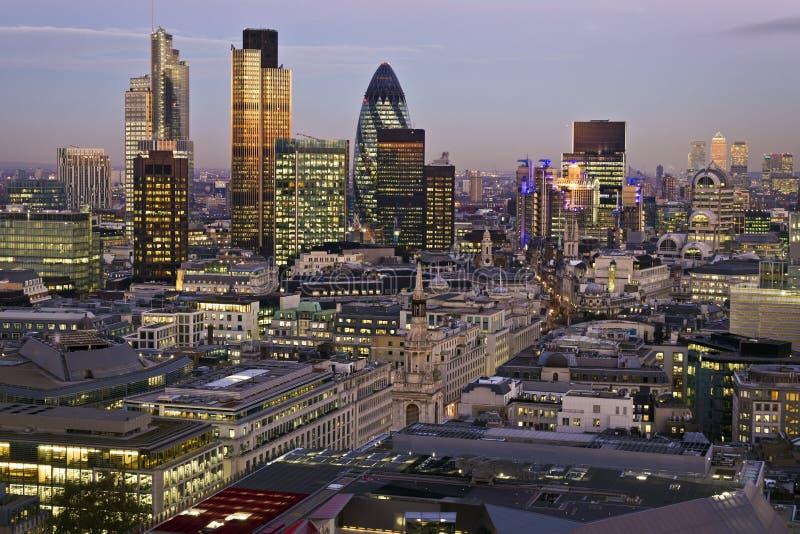 πόλη Λονδίνο στοκ εικόνες με δικαίωμα ελεύθερης χρήσης