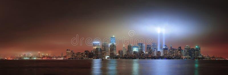 Πόλη Μανχάτταν της Νέας Υόρκης στοκ φωτογραφίες με δικαίωμα ελεύθερης χρήσης