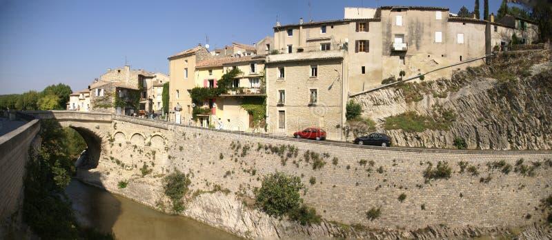 πόλη μεσαιωνικός Ρωμαίος γεφυρών στοκ εικόνα με δικαίωμα ελεύθερης χρήσης