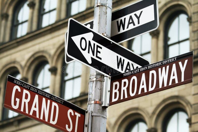 πόλη Νέα Υόρκη στοκ φωτογραφία με δικαίωμα ελεύθερης χρήσης