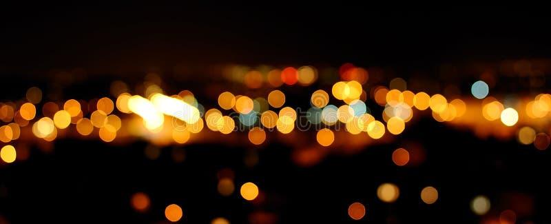 Πόλη νύχτας στοκ εικόνες με δικαίωμα ελεύθερης χρήσης
