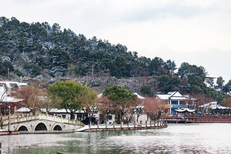 Πόλη παραλιών στοκ εικόνες