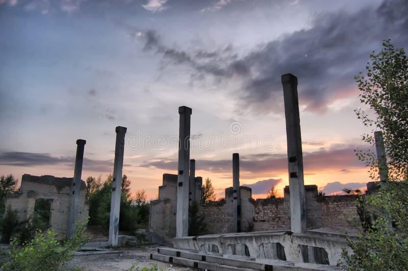 πόλη που χάνεται στοκ εικόνες με δικαίωμα ελεύθερης χρήσης