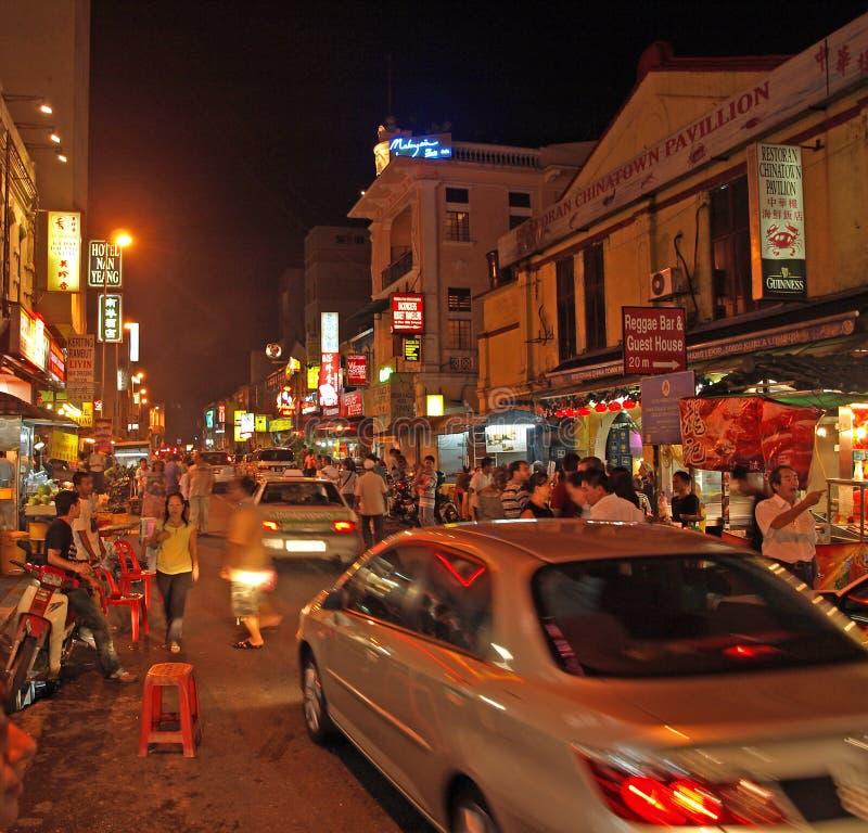 πόλη της Κίνας Κουάλα Λουμπούρ στοκ φωτογραφίες