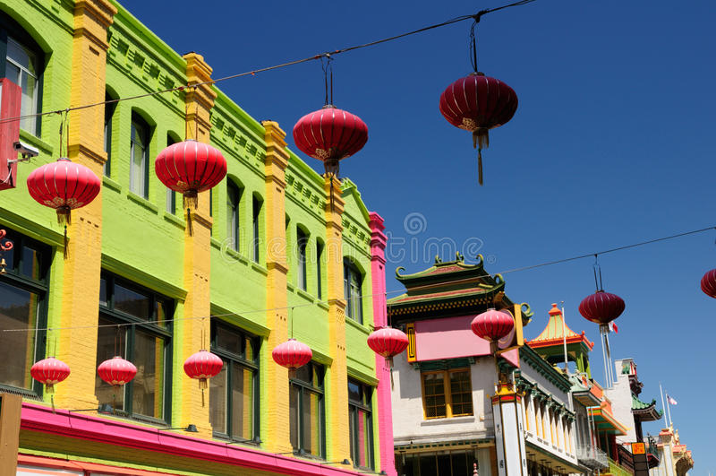 πόλη της Κίνας στοκ εικόνα με δικαίωμα ελεύθερης χρήσης