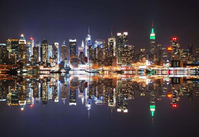 Πόλη της Νέας Υόρκης στοκ εικόνα με δικαίωμα ελεύθερης χρήσης