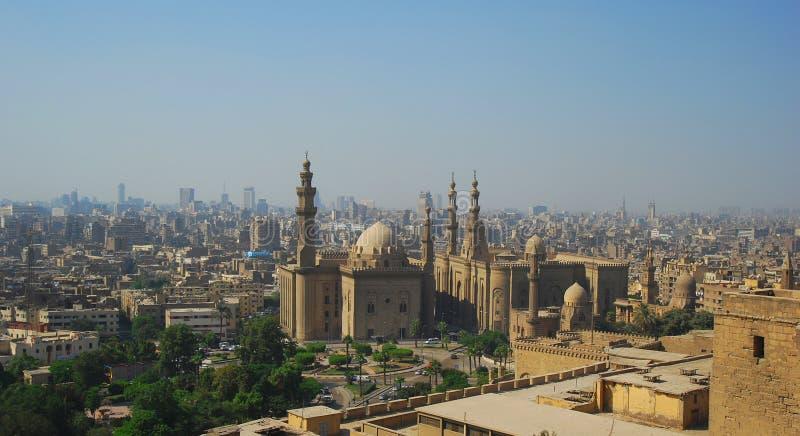 πόλη του Καίρου στοκ φωτογραφίες με δικαίωμα ελεύθερης χρήσης
