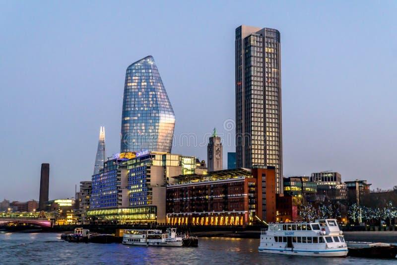 Πόλη του Λονδίνου στοκ φωτογραφία