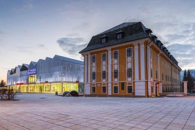 Πόλη του Martin, Σλοβακία στοκ φωτογραφία με δικαίωμα ελεύθερης χρήσης