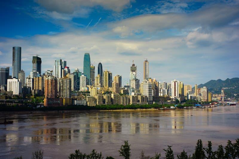 Πόλη Chongqing στοκ φωτογραφία με δικαίωμα ελεύθερης χρήσης