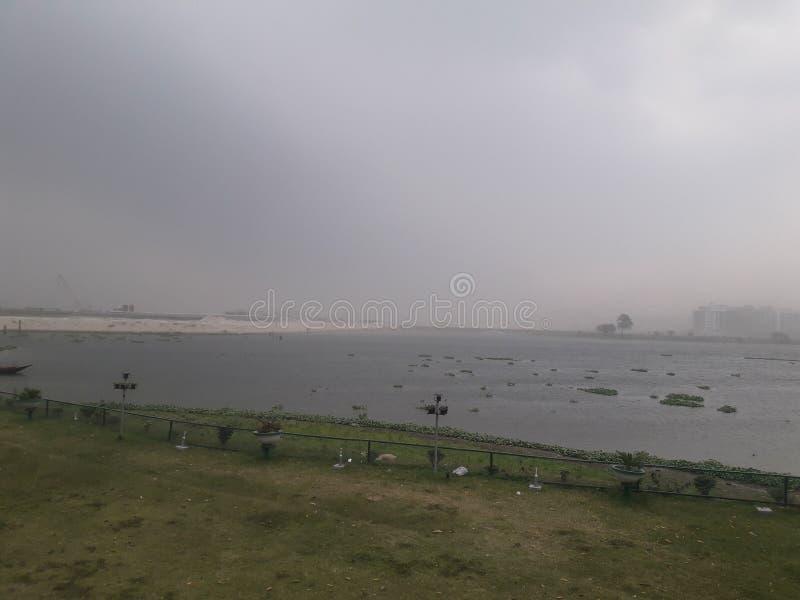 Πόλη Dhaka στοκ εικόνα
