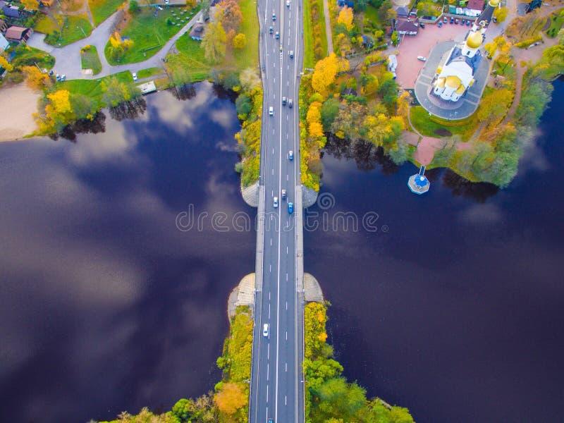 Πόλη Sestroretsk στοκ φωτογραφίες
