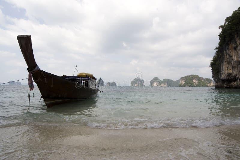 πόνος Ταϊλάνδη nga βαρκών κόλπω&n στοκ εικόνες με δικαίωμα ελεύθερης χρήσης