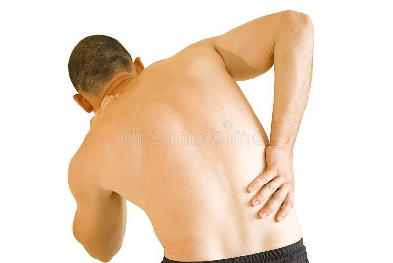 πόνος στοκ εικόνα με δικαίωμα ελεύθερης χρήσης