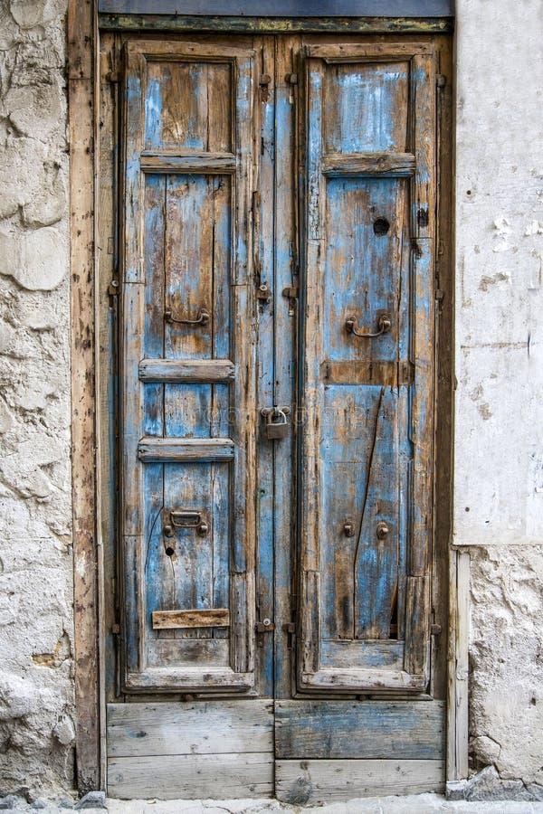Πόρτα από τη Σικελία στοκ εικόνα με δικαίωμα ελεύθερης χρήσης