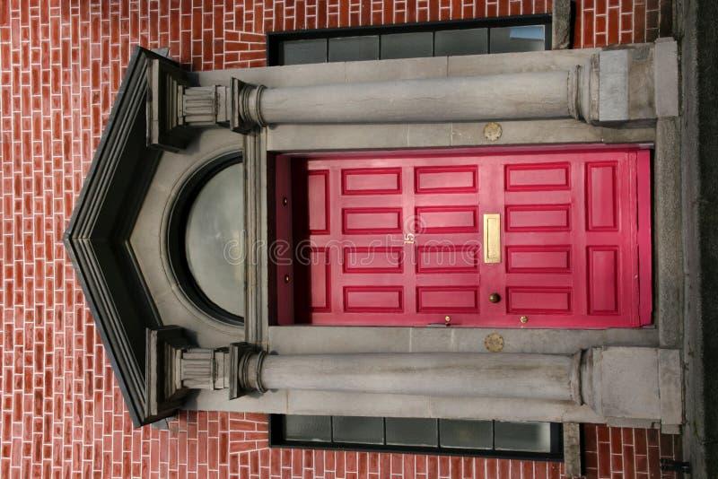 πόρτα Δουβλίνο στοκ εικόνες