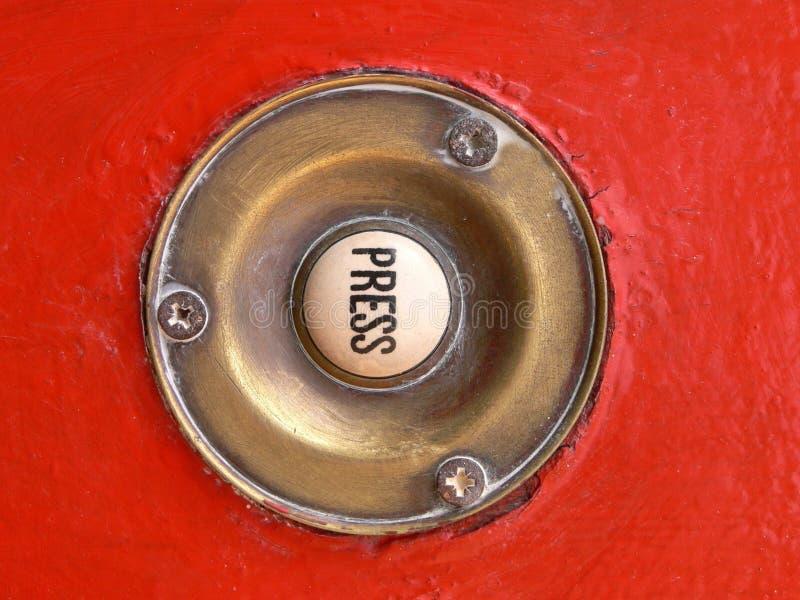 πόρτα κουδουνιών στοκ φωτογραφία με δικαίωμα ελεύθερης χρήσης
